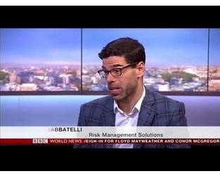 BBC World TV - Hurricane Harvey