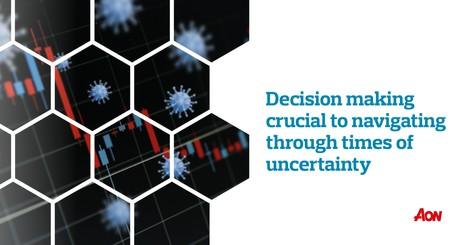 Decision making crucial to navigating through times of uncertainty - Andrea Guffanti