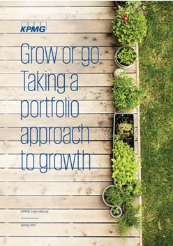 Report: Grow or Go: Taking a portfolio approach to growth