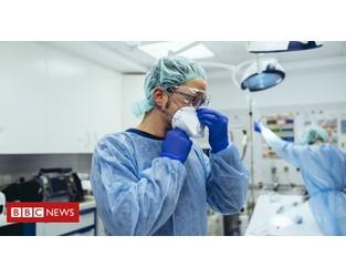 Safety concerns halt use of 50 million NHS masks - BBC