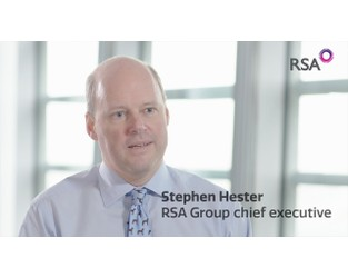 RSA Insurance Group plc 2016 Full Year Results - interview with Stephen Hester