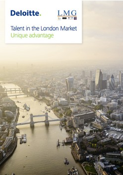 Talent Report Identifies Challenges and Opportunities for the London Market