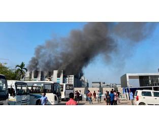 Fire at India plant of world's biggest vaccine maker - Al Jazeera