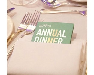 Airmic Dinner in pictures