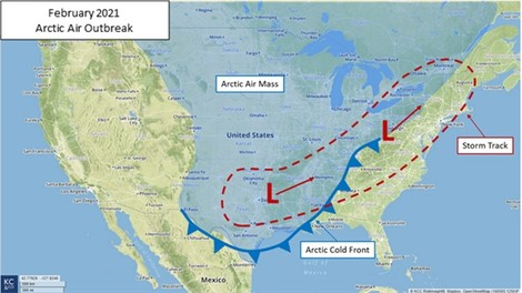 Texas snowstorm losses likely to exceed $10bn: KCC