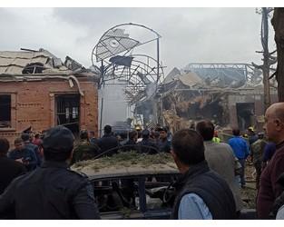 Azerbaijan says Armenia attacks city, threatens retaliation - Reuters