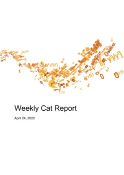 Impact Forecasting Weekly Cat Report: 04/24/20