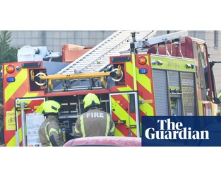 London fire tests emergency response amid coronavirus crisis - The Guardian