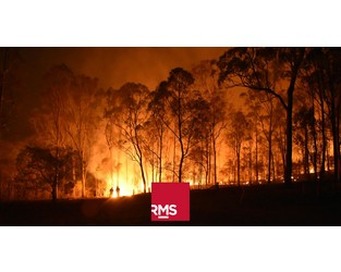InsuranceERM Award Recognizes Importance of Effective Wildfire Modeling