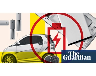 Ion age: why the future will be battery powered - The Guardian