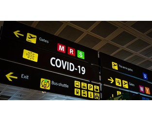 COVID-19 tops travel risks for 2021