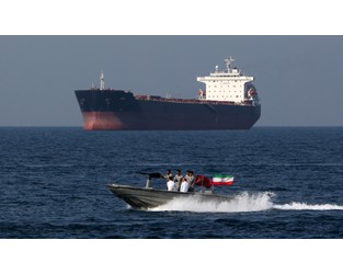 While Ships in Persian Gulf Turn Off Transponders to Avoid Seizure, Collision Risks Rise