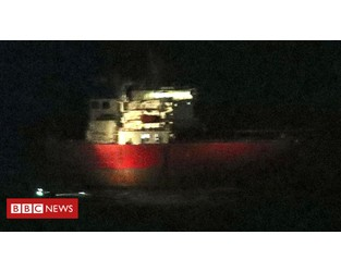 Tanker stowaways: 'Hijacking' ends after special forces storm ship - BBC