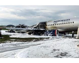 Russian Aeroflot Plane Hit by Lightning Before It Crashed, Killing 41: Investigators