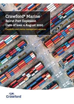 Crawford Marine Beirut Port Explosion
