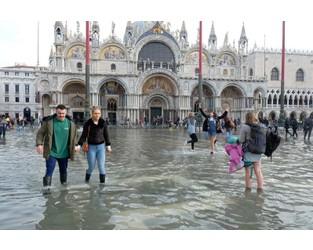Venice's historic Saint Mark's Basilica faces costly flood clean-up - Reuters