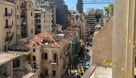 Lebanese insurance industry faces up to life after Beirut port blast - Arabian Business