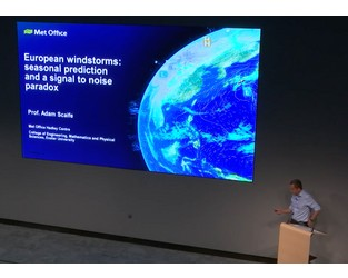 The Willis Research Network Autumn 2018 Seminar: European Windstorms - seasonal prediction and the signal to noise paradox