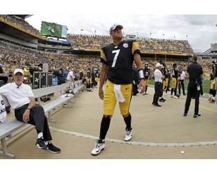 Roethlisberger done for season with right elbow injury - AP