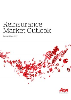 Reinsurance Market Outlook - June and July 2019