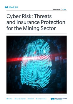 Cyber Risk: Threats and Insurance Protection for the Mining Sector