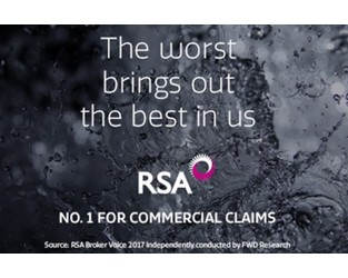 RSA launches commercial marketing campaign