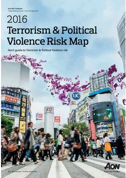 Terrorism and Political Violence Risk Map 2016