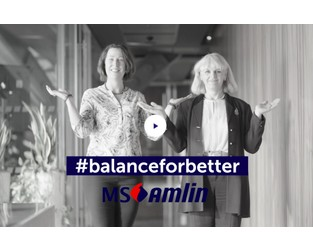 Video: MS Amlin celebrates International Women's Day