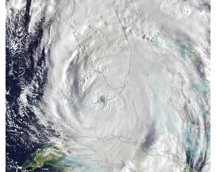 Early tropical storm Arthur likely to form near Florida & Bahamas