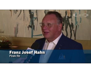 A.M. Best TV: Peak Re's Hahn: Mutuals and Cooperatives Account for Surprising Share of Business