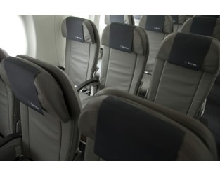 Risk of COVID-19 Exposure on Airlines Drops when Middle Seats Are Empty: Study