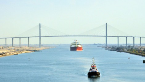 Multiple insurance lines impacted by Ever Given's Suez Canal grounding - Insurance Business