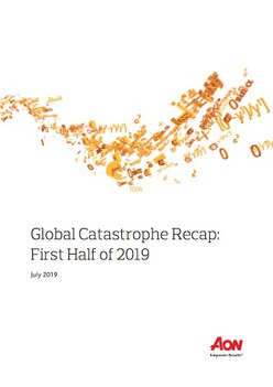 Global Catastrophe Recap: First Half of 2019