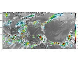 Atlantic Hurricane Season Entering Active Phase as Two Storms Threaten the US