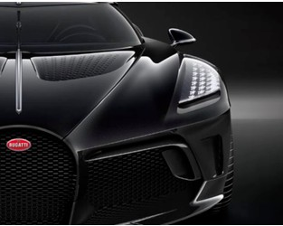 At $12.5 Million This Bugatti Is the Most Expensive New Car Ever - Bloomberg