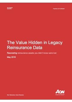 The Hidden Value in Legacy Reinsurance Data