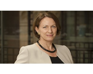 Lloyd's CEO Inga Beale urges business to make diversity a priority