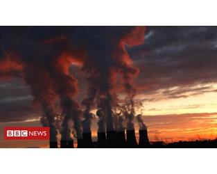 UK climate targets too low, economists say - BBC