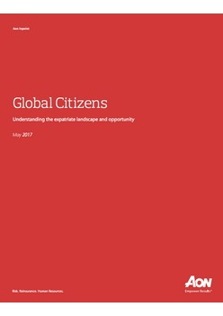 Global Citizens: Understanding the expatriate landscape and opportunity