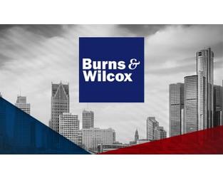 Burns & Wilcox demands restraining order against ex-EVP Carson