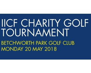 IICF Charity Golf Tournament 2019