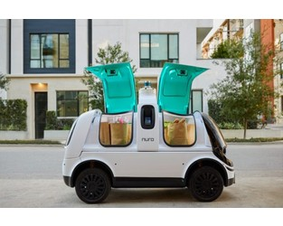 Self-Driving Vehicles, Robots Showing What They Can Do in Contactless Deliveries
