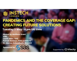 Webcast: Pandemics and the Coverage Gap - Creating Future Solutions - Bright Talk