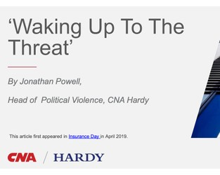 'Waking Up To The Threat'