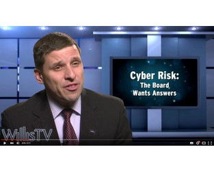 Cyber Risk: the Board Wants Answers