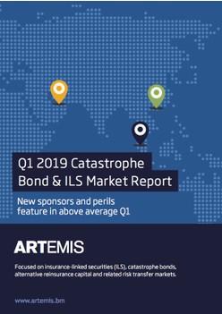 Q1 2019 Catastrophe Bond & ILS Market Report