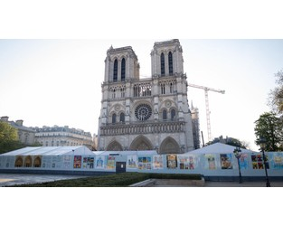 'It could have been much worse': the current state of play of Notre Dame's restoration, two years after the fire - The Art Newspaper