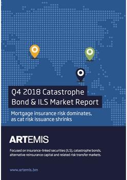 Q4 2018 Catastrophe Bond & ILS Market Report