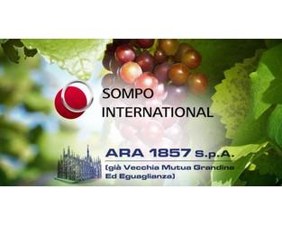 Sompo Intl to acquire Italian agri insurer ARA