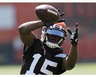 Roundup: WR Ricardo Louis (knee) to miss season - NFL.com